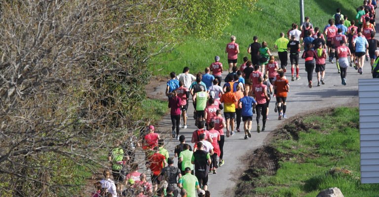 Photo Semi Marathon de Bourg Les Valence