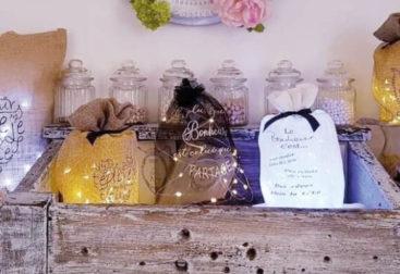 Boutique artisanale d'objets décoratifs à Valence