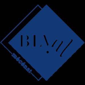Logo - identité visuelle Mécénat de la ville de Bourg-Lès-Valence